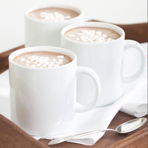 Hot Chocolate & Marshmallows Drink Mix
