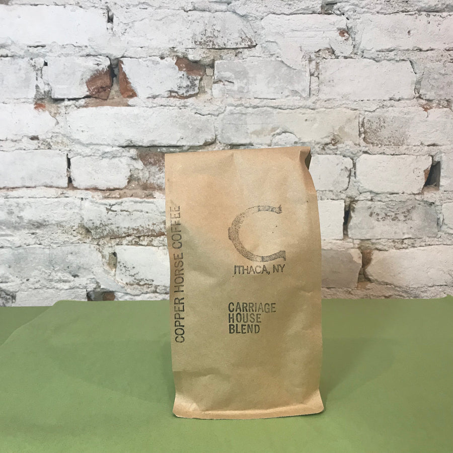 Carriage House Blend Coffee by Copper Horse Coffee