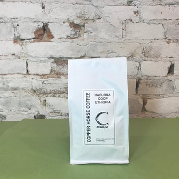 Hafursa Co-op Coffee by Copper Horse
