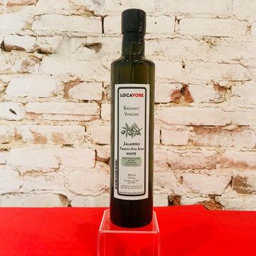 Modena Jalapeño Twenty-Five Star White Balsamic Vinegar