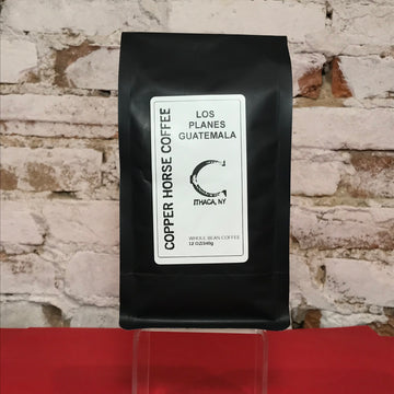 Los Planes Coffee by Copper Horse Coffee