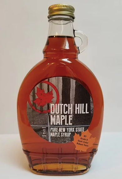 Pure New York Maple Syrup by Dutch Hill Maple