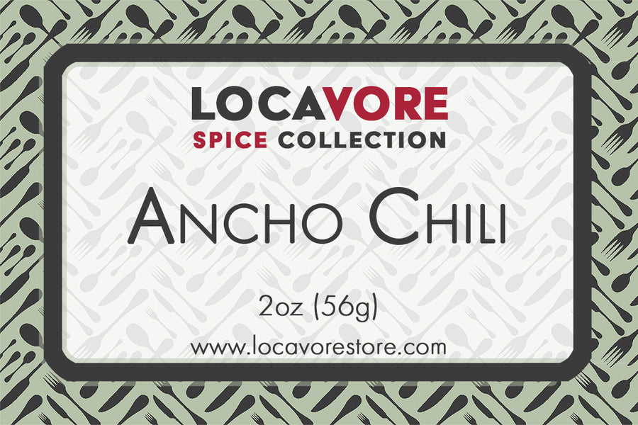 Locavore Ancho Chili Powder