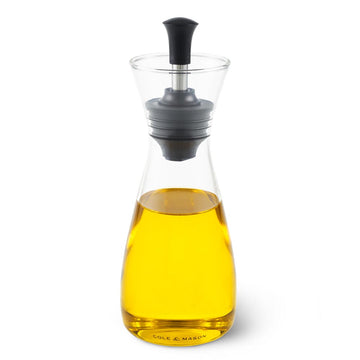 Classic Oil & Vinegar Pourer by Cole & Mason