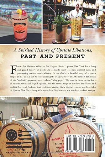 Spirits and Cocktails of Upstate New York: A History