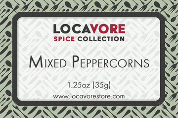 Locavore Mixed Peppercorns