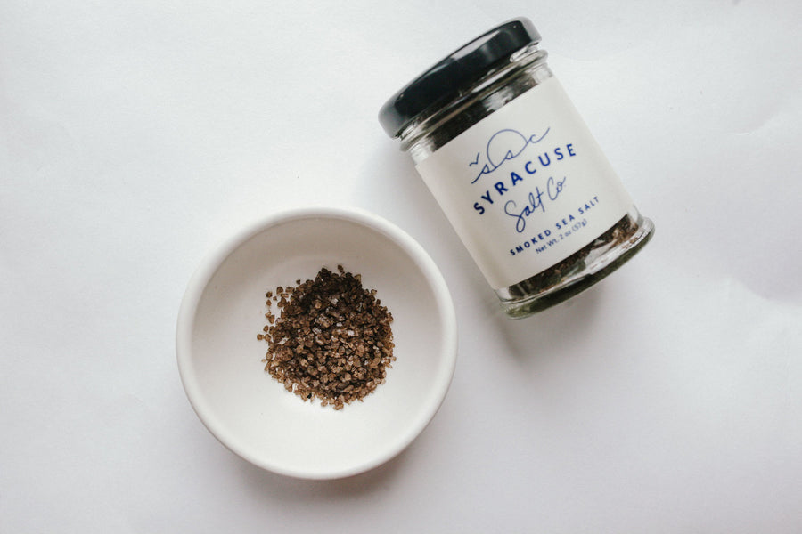 Smoked Sea Salt--Syracuse Salt Company