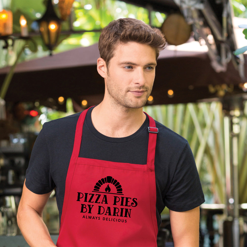 Personalized Baking Apron - The Secret Ingredient Is Love