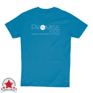 Load image into Gallery viewer, Promise Kids Unisex Cotton V-neck
