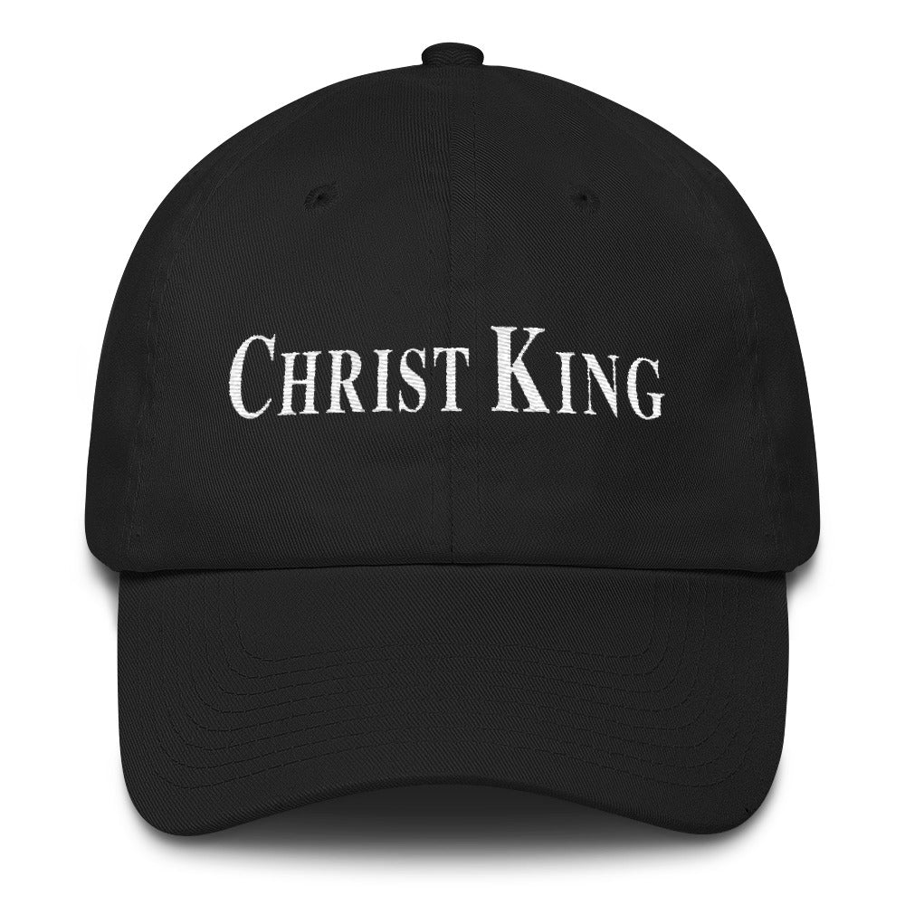 Christ King - Cotton Cap - morning-star-designs