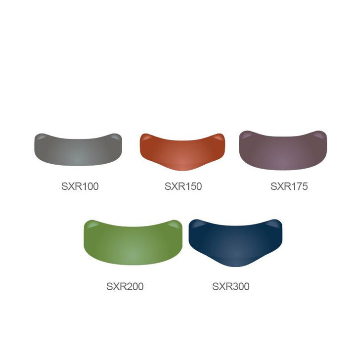 SlickBands™ SXR-Series Matrix Bands