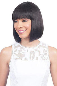 Bobbi Boss 100% Human Hair Wigs 1 Bobbi Boss 100% Human Hair Wig - MH1263 EMA BANG