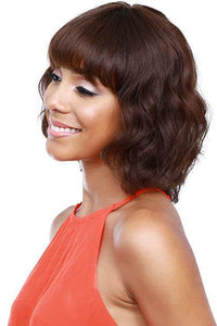 Bobbi Boss 100% Human Hair Wigs 1 Bobbi Boss 100% Human Hair Wigs - MH1252  TIMI