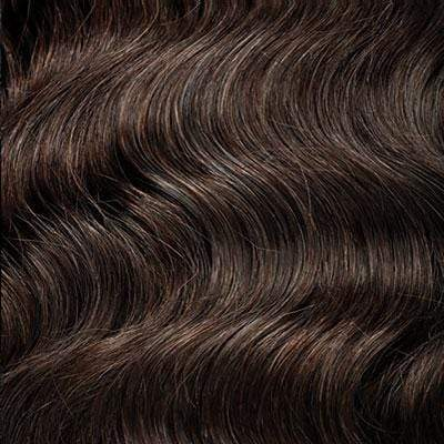 Bobbi Boss 100% Human Hair Wigs Natural Bobbi Boss Unprocessed Remi Human Hair Lace Front Wig - MHLF801 EMA NATURAL