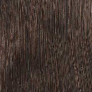 Bobbi Boss 100% Human Hair Wigs NATURAL BROWN Bobbi Boss 100% Human Hair Wig - MH1295 MACON