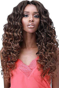 Bobbi Boss Crochet Braid 1 Bobbi Boss Brazilian OCEAN WAVE One Pack Solution 3X Multi Length Braid