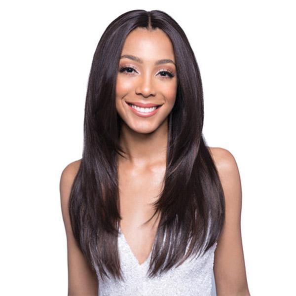 Bobbi Boss Deep Part Lace Wigs 1 Bobbi Boss Lace Front Wig  - MLF153 MISHA