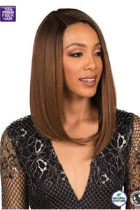Bobbi Boss Deep Part Lace Wigs 1 Bobbi Boss  Lace Front Wig - MLF306 CHYNA