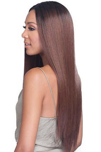 Bobbi Boss Deep Part Lace Wigs 1 Bobbi Boss Synthetic 5 inch Deep Part Swiss Lace Front Wig - MLF323 CAMERON