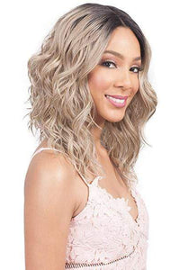 Bobbi Boss Deep Part Lace Wigs 1 Bobbi Boss Synthetic Premium Lace Front Wig - MLF315 MIRIAM