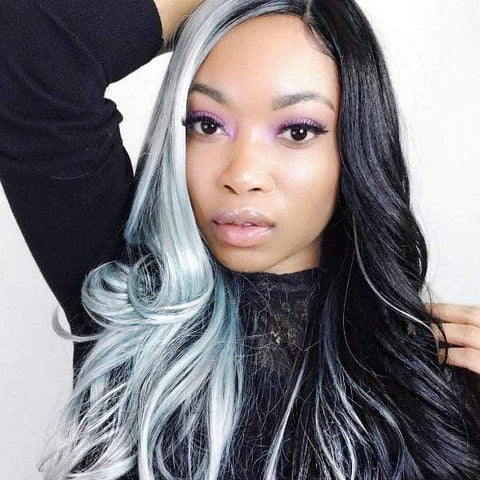 Bobbi Boss Deep Part Lace Wigs Bobbi Boss Premium Synthetic Deep Part Lace Front Wig - MLF386 OPHELIA