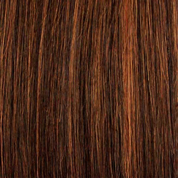 Bobbi Boss Deep Part Lace Wigs FS4/30 Bobbi Boss Synthetic 5 inch Deep Part Swiss Lace Front Wig - MLF323 CAMERON