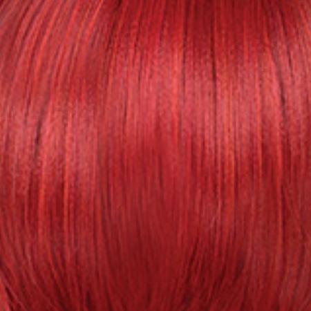 Bobbi Boss Deep Part Lace Wigs HOT RED Bobbi Boss Synthetic 5 inch Deep Part Swiss Lace Front Wig - MLF325 ZELLY