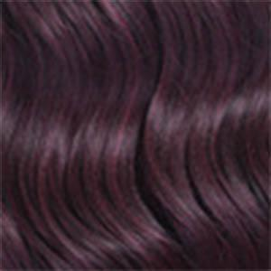Bobbi Boss Deep Part Lace Wigs M1B/PLUM Bobbi Boss Premium Synthetic Deep Part Lace Front Wig - MLF386 OPHELIA
