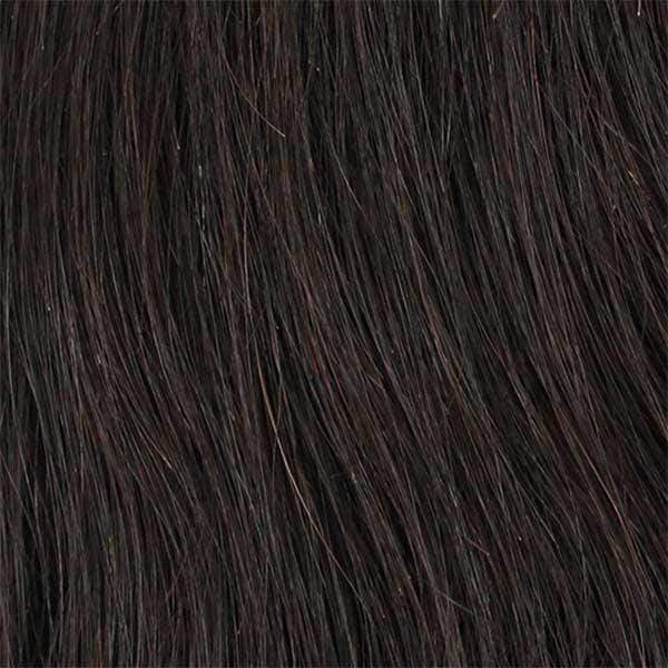 Bobbi Boss Deep Part Lace Wigs NATURAL Copy of Bobbi Boss Unprocessed Human Hair Lace Front Wig - MHLF424 JAZZIE