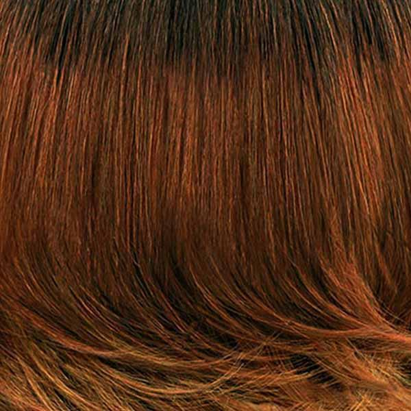 Bobbi Boss Deep Part Lace Wigs TT4/3427 Bobbi Boss Lace Front Wig Ear-To-Ear Lace Wigs - MLF137 MIGNON