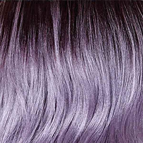 Bobbi Boss Deep Part Lace Wigs TT99J/PUR Bobbi Boss Lace Front Wig Ear-To-Ear Lace Wigs - MLF137 MIGNON