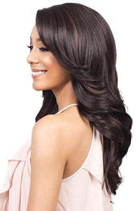Bobbi Boss Ear-To-Ear Lace Wigs 1 Bobbi Boss Lace Front Wig  - MLF165 ALEXIS