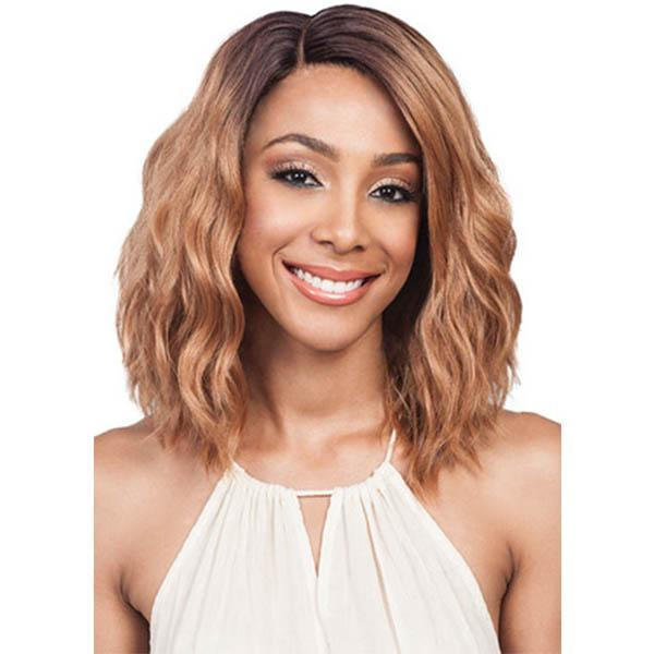 Bobbi Boss Ear-To-Ear Lace Wigs 1 Bobbi Boss Lace Front Wig - MLF194  GABI