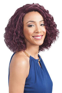 Bobbi Boss Ear-To-Ear Lace Wigs 1 Bobbi Boss Synthetic Lace Front Wig - MLF175 Hannah