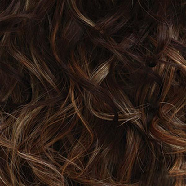 Bobbi Boss Ear-To-Ear Lace Wigs BA6276 Bobbi Boss Synthetic Lace Front Wig - MLF118 MUSE