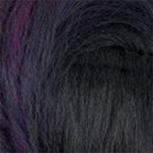 Bobbi Boss Ear-To-Ear Lace Wigs DYAT1B/GRP Bobbi Boss Synthetic Swiss Lace Front Wig - MLF358 CARICIA