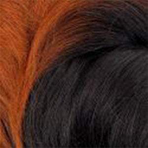Bobbi Boss Ear-To-Ear Lace Wigs DYAT4/130 Bobbi Boss Synthetic Swiss Lace Front Wig - MLF358 CARICIA