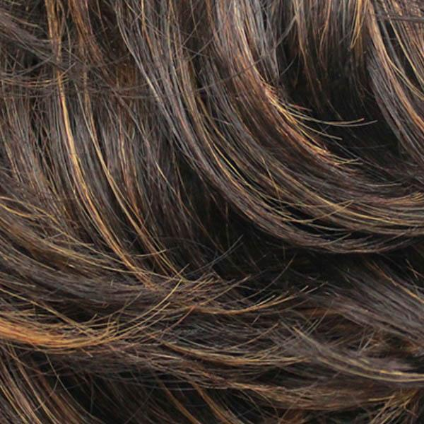 Bobbi Boss Ear-To-Ear Lace Wigs F4/2730 Bobbi Boss Lace Front Wig Ear-To-Ear Lace Wigs - MLF147 CHIFFON