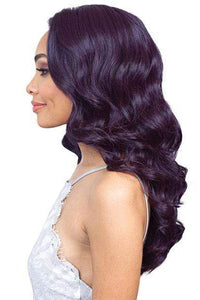 Bobbi Boss Frontal Lace Wigs 1 Bobbi Boss Lace Front Wig Deep Part Lace Wigs - MLF230 JOSEFINA