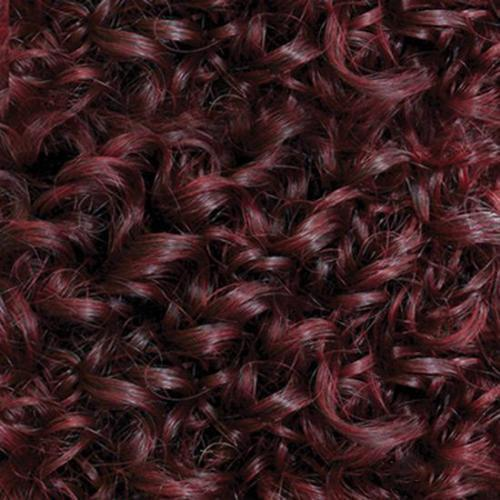 Bobbi Boss Frontal Lace Wigs RED99J Bobbi Boss Synthetic Swiss Lace Front Wig - MLF355 ISLA