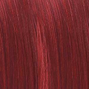 Bobbi Boss Frontal Lace Wigs SUNSET RED Bobbi Boss Deep Lace Part Front Wig - MLF534 WILLENA