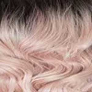 Bobbi Boss Frontal Lace Wigs TT4/PKGDPK Bobbi Boss Deep Lace Part Front Wig - MLF534 WILLENA