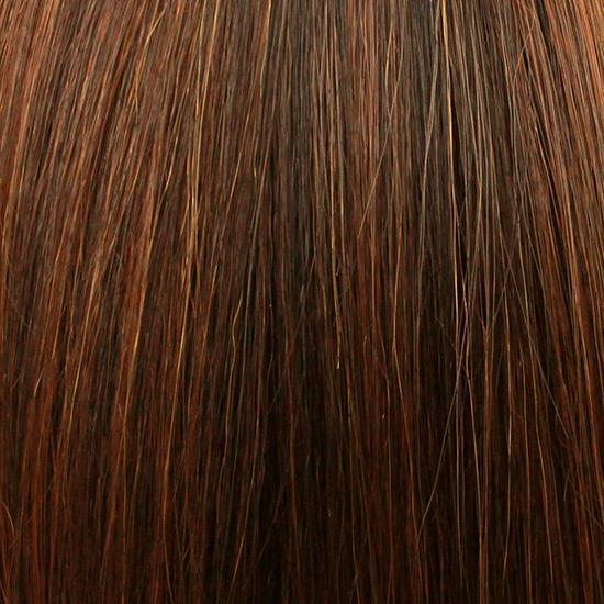 Bobbi Boss Human Hair Blend Lace Wigs 4327 Bobbi Boss Human Hair Blend Deep Part Swiss Lace Front Wig - MBLF20 ZIA