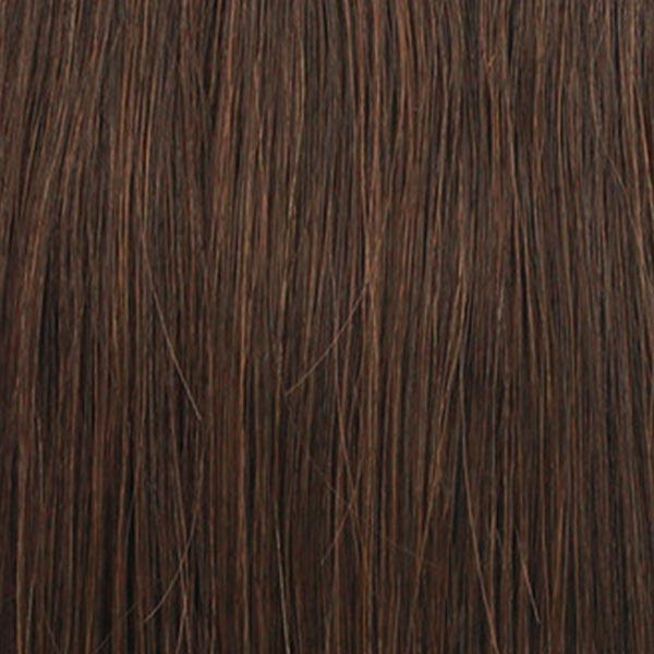 Bobbi Boss Human Hair Blended (Multi Pack) 4 Bobbi Boss Miss Origin Designer Mix 12A Weave Bundle - NATURAL STRAIGHT 3PC + Free Closure