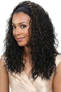 Bobbi Boss Synthetic Wigs 1 Bobbi Boss Hair Band Premium Synthetic Wig - M905W BADU W