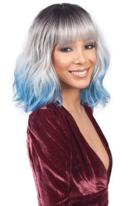Bobbi Boss Synthetic Wigs 1 Bobbi Boss Synthetic Hair Premium Wig - M686 ZENDAYA BANG