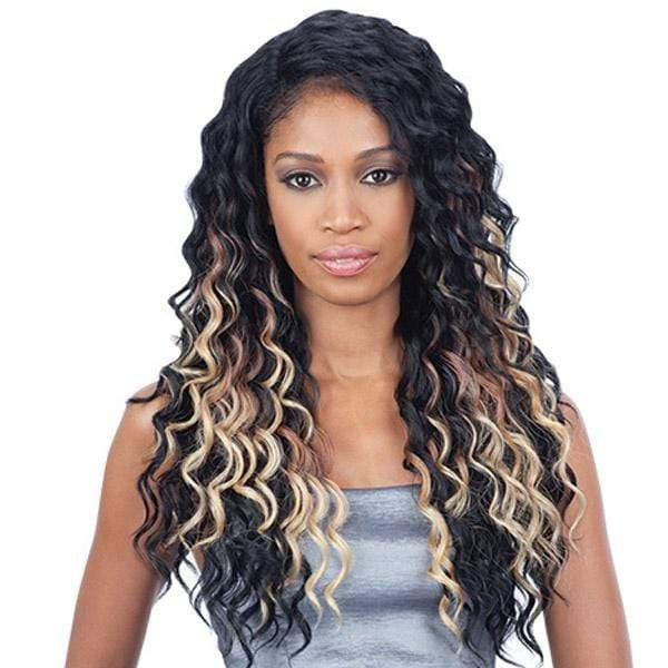 178f447784d Freetress Equal Synthetic Hair Lace Deep Invisible L Part Lace Front Wig -  KYLIE