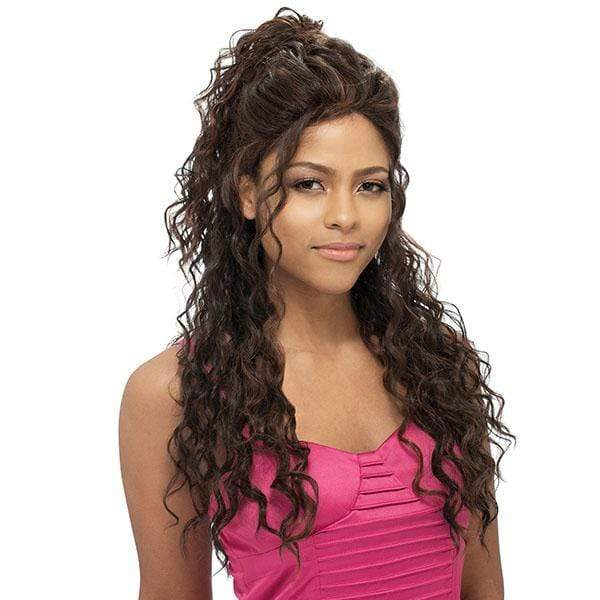 Freetress Ear-To-Ear Lace Wigs 1 Freetress Equal Lace Front Wig - WJJEL JEALOUSY