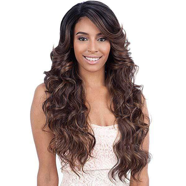 Freetress Equal Lace Front Wig Deep Invisible Part - Suzie