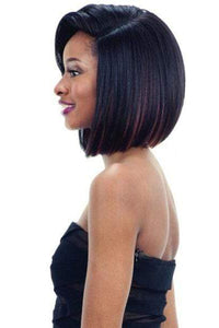 Freetress Synthetic Wigs 1 Freetress Equal Synthetic Hair Volume Bang 5 Inch Lace Part Wig - VANDRA